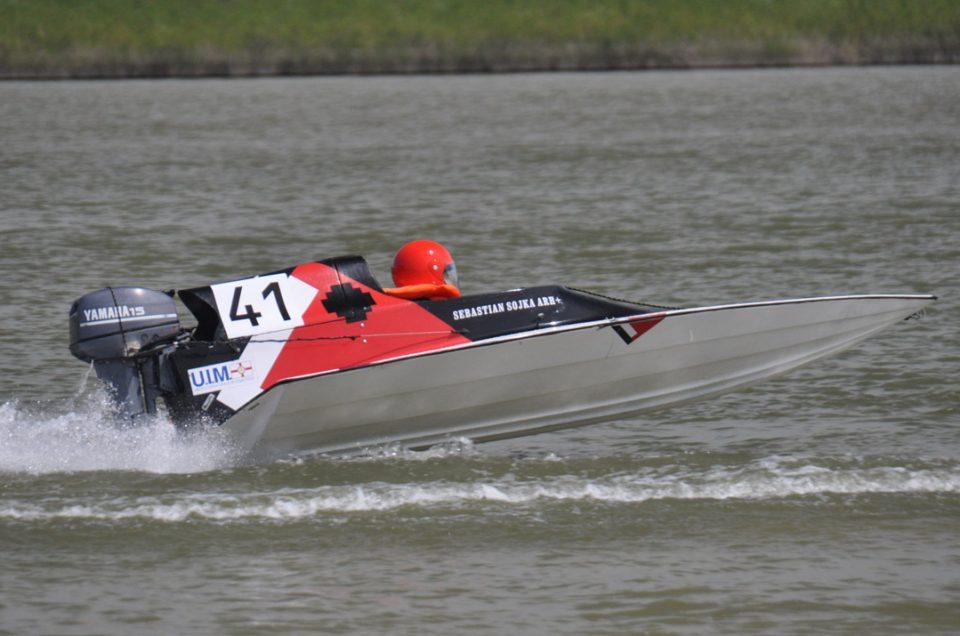 Sebastian Sojka z NKM – Motorowodnym Mistrzem Polski w Klasie jt-250