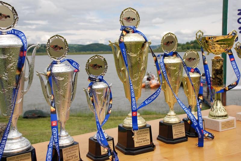 Wyniki zawodów motorowodnych w Tęgoborzy z Okazji Otwarcia Sezonu Motorowodnego 2012