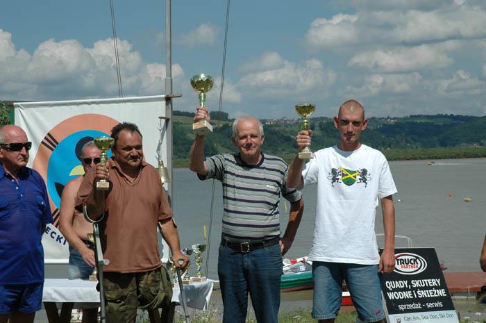 Zawody motorowodne o Puchar Prezesa NKM