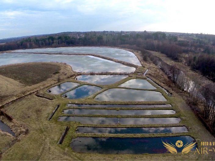 Jezioro Chańcza 2014 – Z lotu Ptaka
