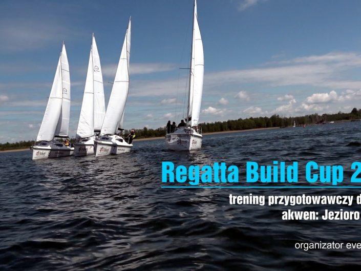 Regatta Build Cup Croatia 2015 - Trening Jezioro Mamry